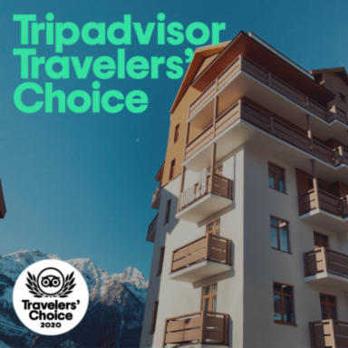 Travellers' Choice 2020!